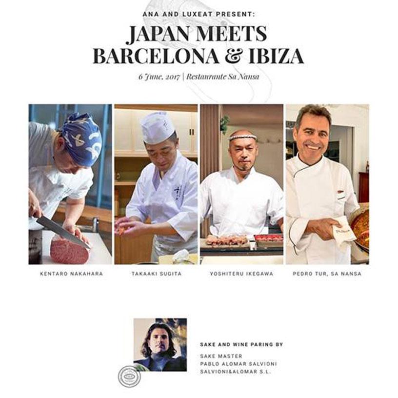 Japan Meets Barcelona&Ibiza