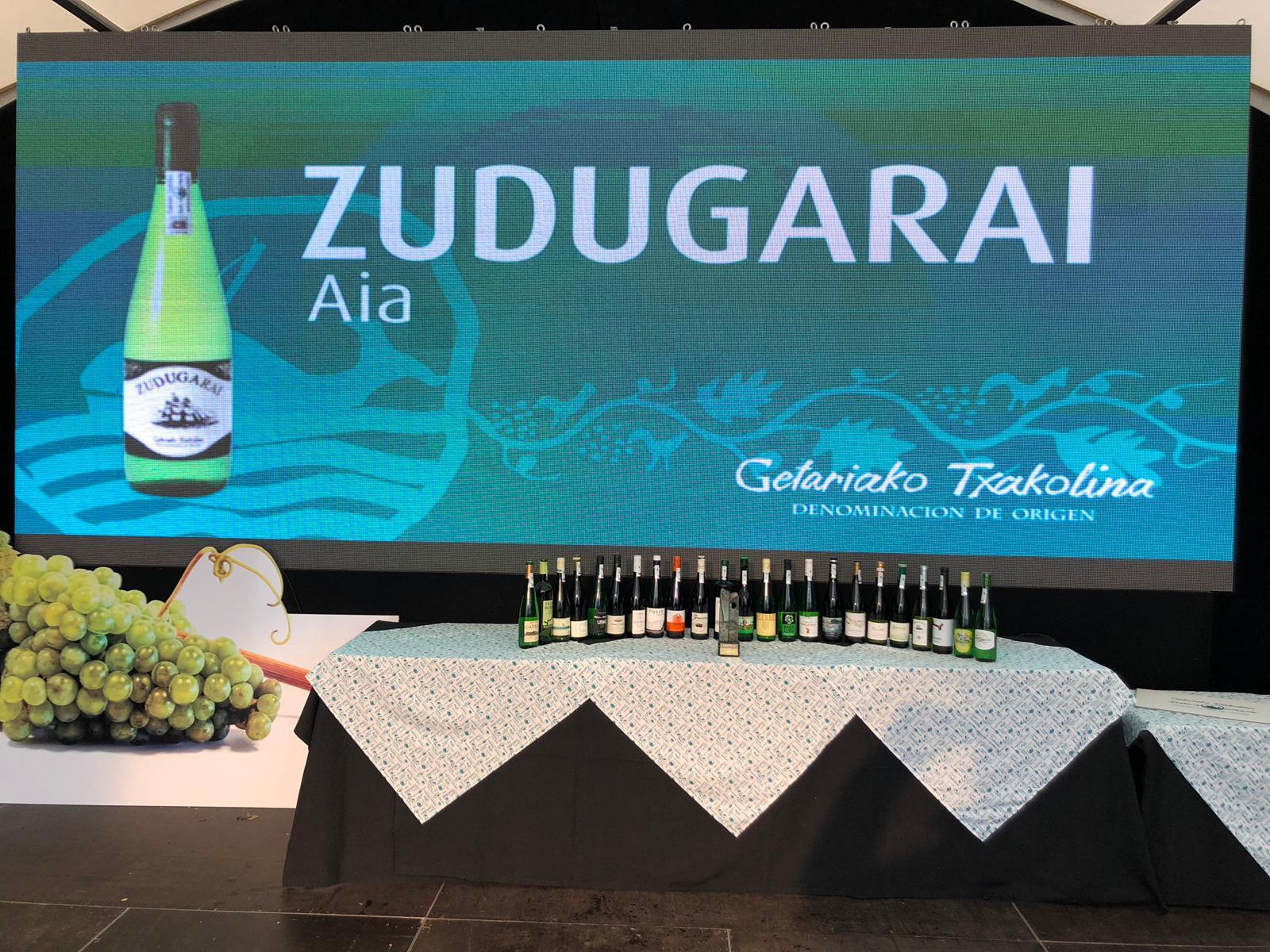 Cosecha Zudugarai 2018 Getariako Txakolina