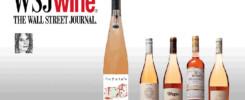 The Wall Street Journal recomienda el Txakolí Antxiola rosado 2016